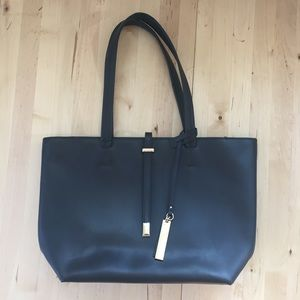 Vince Camuto Leather Leila Tote